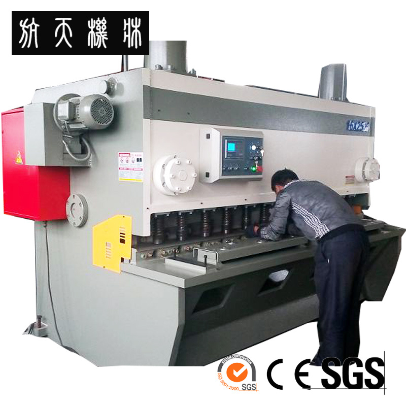 Hydraulic Shearing Machine, Steel Cutting Machine, CNC Shearing Machine QC11Y-6*2500