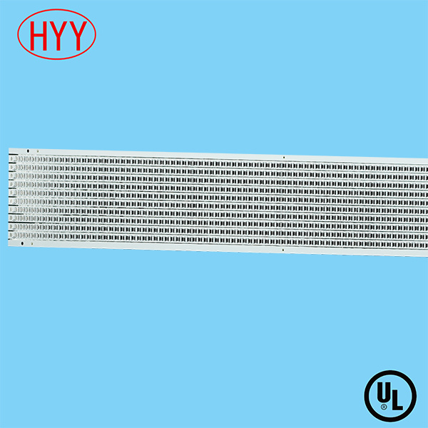 Aluminum LED PCB Board with OSP/Enig for LED Linghing Bar (HYY-005)