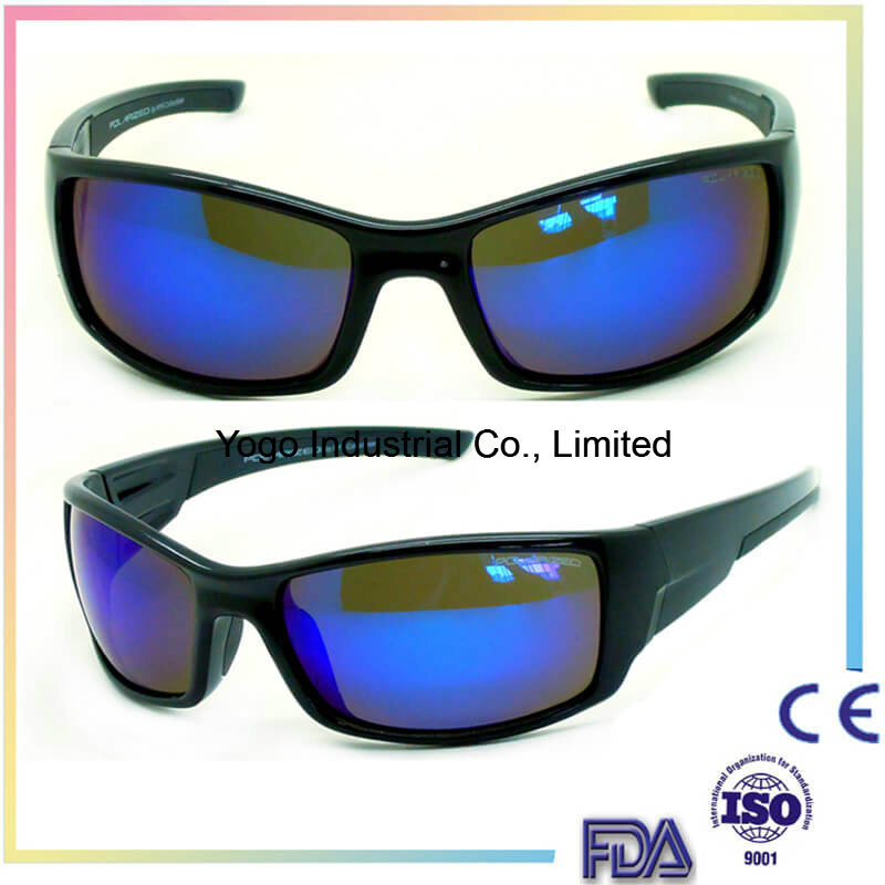 2017 New Fashion Polarized Sports Cycling Sunglasses for Man