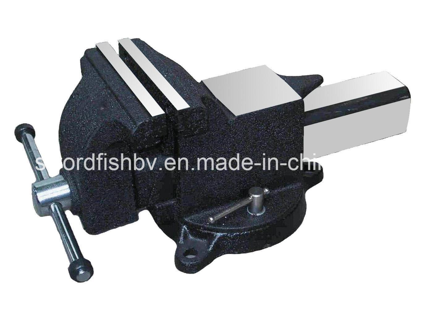 Heavy Duty Cast Steel Bench Vise