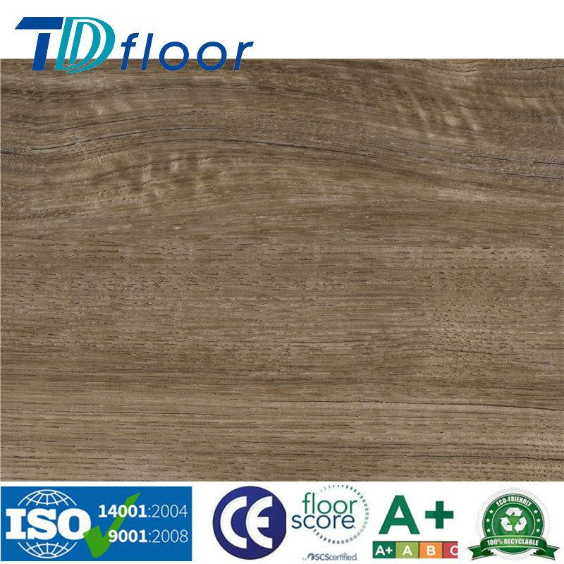 PVC Vinyl Flooring Click System Indoor WPC/PVC Floor 5mm/6mm/7mm