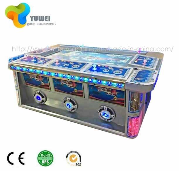 Fish Hunter Fishing Shooting Arcade Casino Slot Game Machine