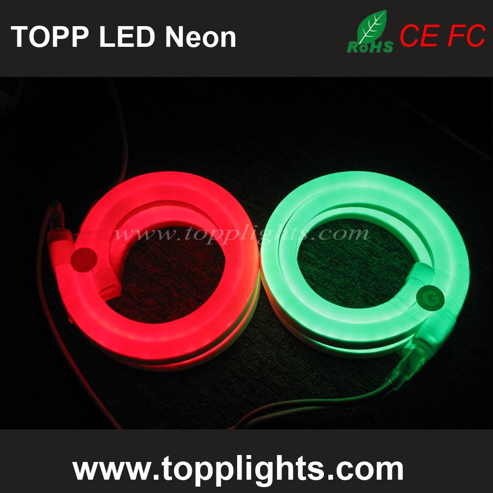 50m Spool 230V 120V 24V LED Replacement Neon Tubes