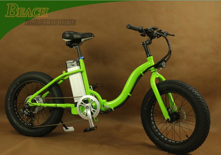 New Design 20 Inch Snow Electric Fat Bike