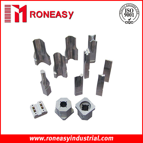 Profile Grinding Punch and Inserts for Precision Metal Mold