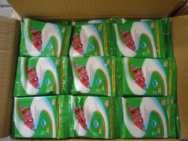 High Quality High Foam Laundry Detergent Powder (15G)