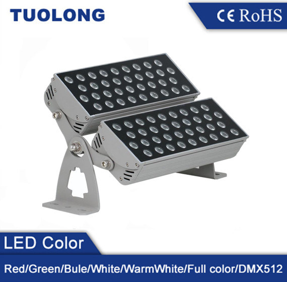 Industrial LED Flood Light 72W with Double Head LED Outdoor Flood Light