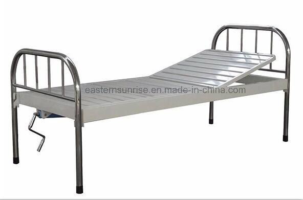 Manual Medical Hospital Bed