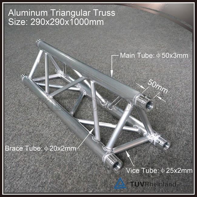 Mini Triangle Truss Stage Truss Global Truss