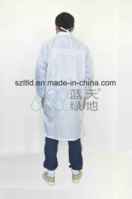 Antistatic Smock (turndown collar) (LTLD105-1)