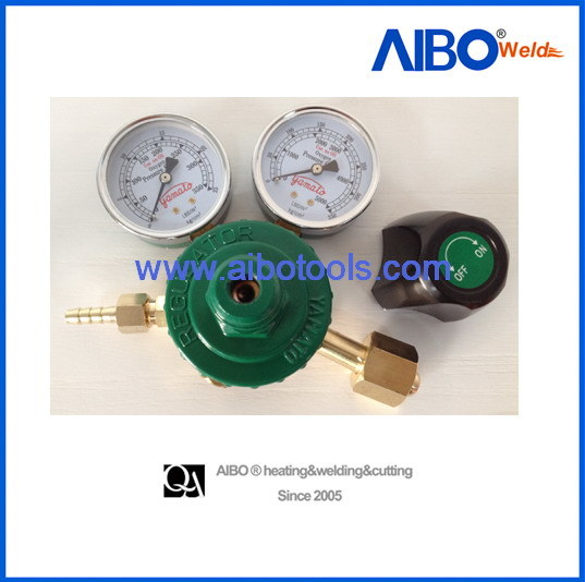 Asian Type Oxygen Gas Regulator (2W16-2089)