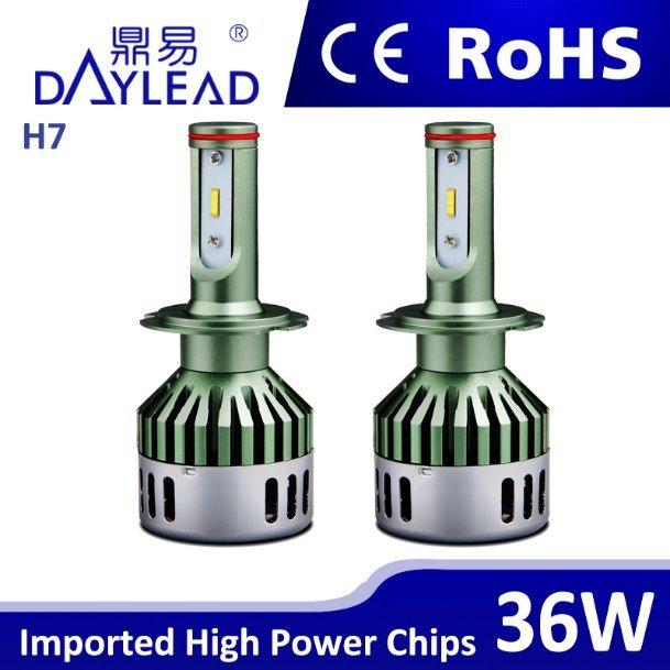 Auto Headlight LED Bulb H7 Single Beam for All Car