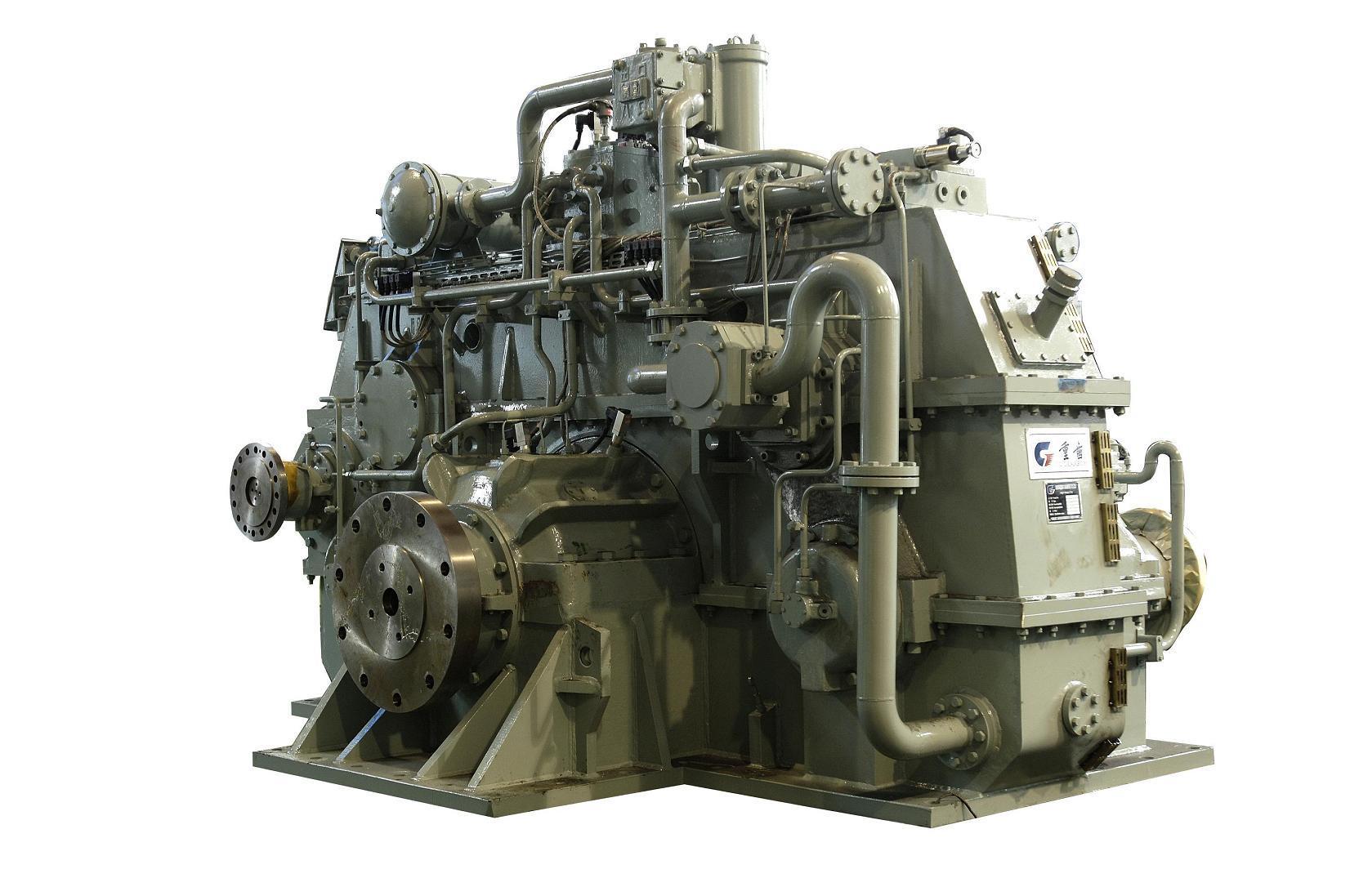Gv -Series Marine Gearbox