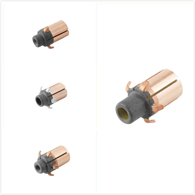 Hooks Commutator for Micro Motor Parts with Auto Spare Part (42 Hooks ID 15.875mm OD 34.7mm)