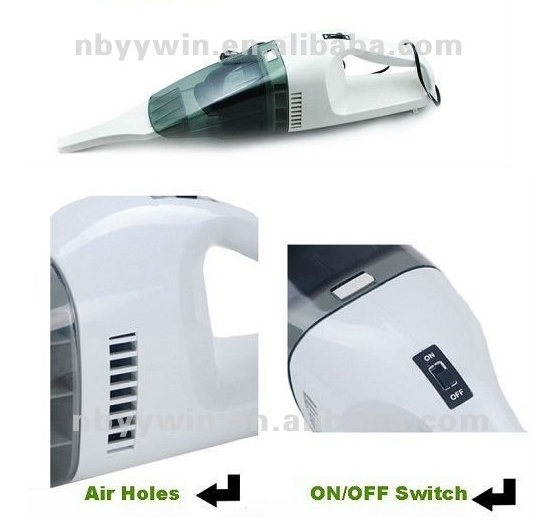 60W Car Vacuum Cleaner (WIN-607)