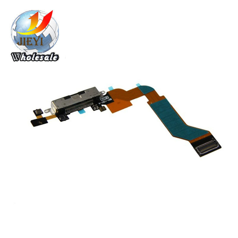 Original Quality Mobile Phone Accessories Charger Flex Cable for iPhone 4S