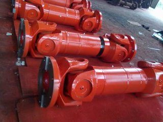 Large Size Telescopic Flange Cardan Shaft