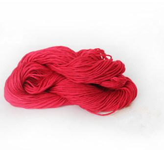 100% Bamboo Yarn Hand Knitting Yarn Sweater Vest Crochet Yarn