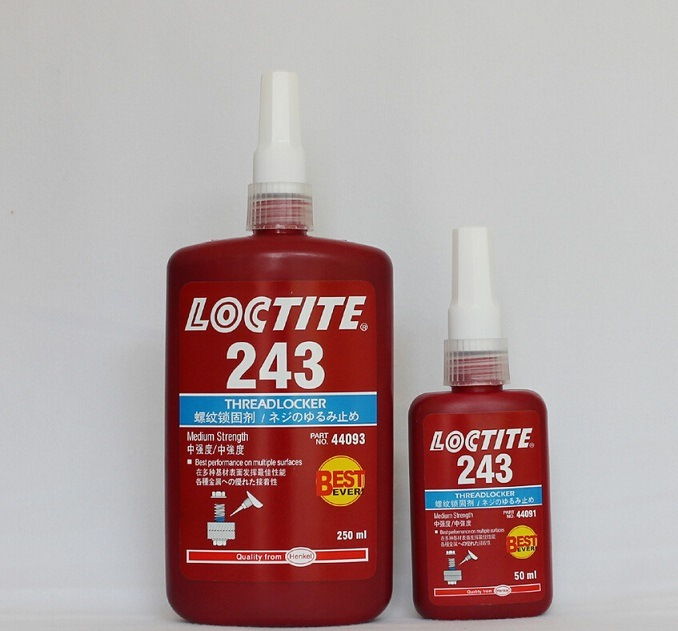 Loctite Glue Loctie 242 Super Glue for Plastics Rubber