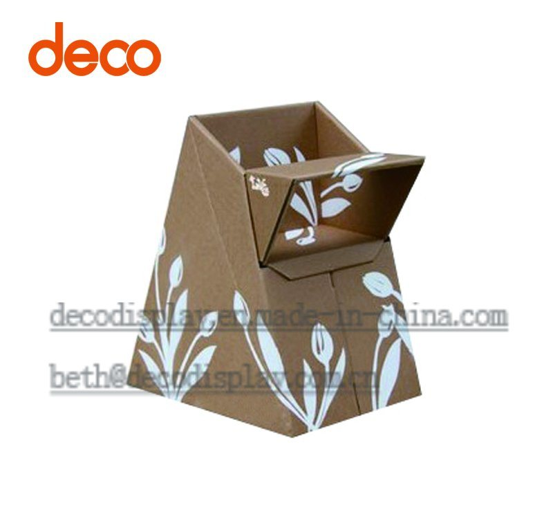 Paper Chair for Baby Cardboard Paper Indoor Decoration