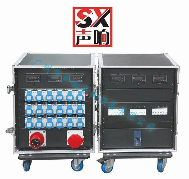 Outdoor Waterproof Power Box 18 Channels 54kw