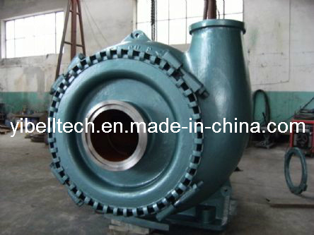 G/Gh Series Sand Gravel Slurry Pump for Mine Processing and Biological Graves