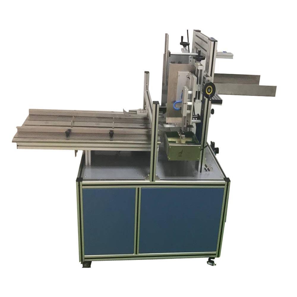 Automatic Pasting Box Gluing Machine Sealing Machine