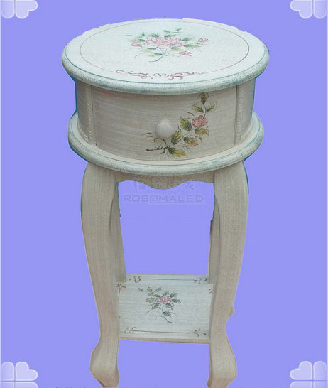 China Antique Hand Painted Furniture Flower Stand 82rsd