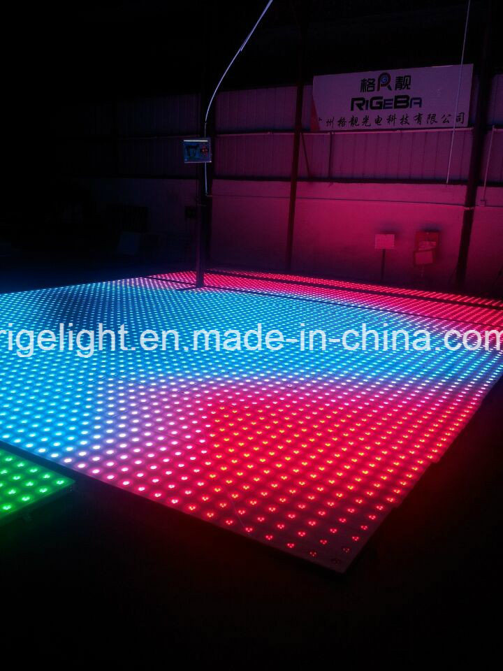 World Top Selling Super Slim and Portable Patent LED Dance Floor
