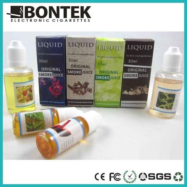 Popular 30ml E Cigarette Liquid