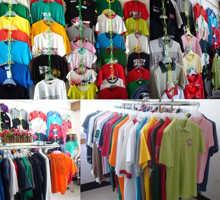 chinese tshirt polo shirt manufacturer supplier china