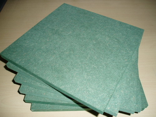 China Moisture Proof Mdf Green Color China Green Color