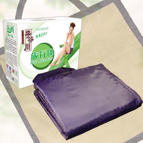 Travel Folding Waterproof Picnic Blanket with Handle Picnic Mat (SSB0103)