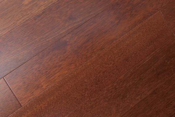 Solid Wood Flooring Merbau 910X125X15mm with Flat Surface Ly04
