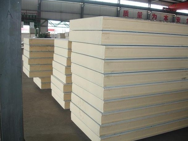 Polyurethane Wall Panels : China sip pu composite panels for wall prefab