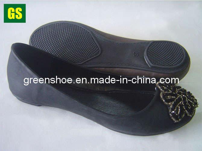 New Women Shoes, Flat Shoes (GS-Q0329