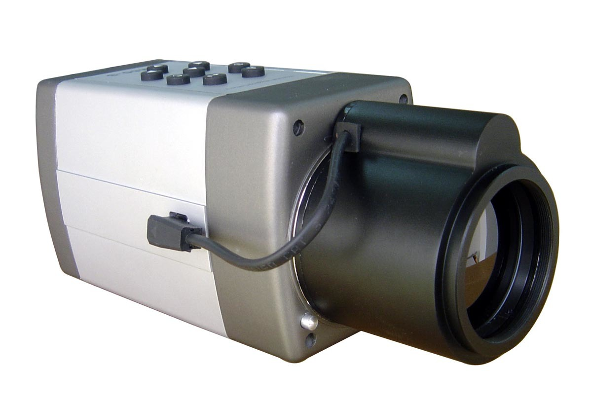 High Sensitivity Infrared Thermal IP Camera With Temperature Alarm ...