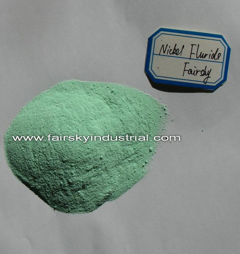 Nickel Fluoride (13940-83-5)