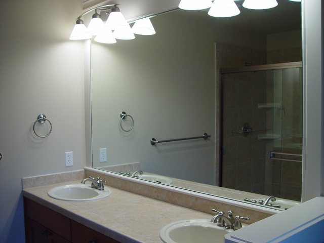 Bathroom Enclosures, Shower Doors, Mirrors, Lighted Flowers, Home