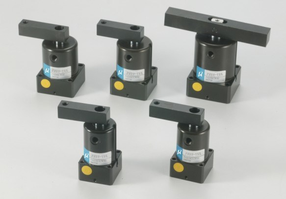 China air standrad cylinders swing clamp