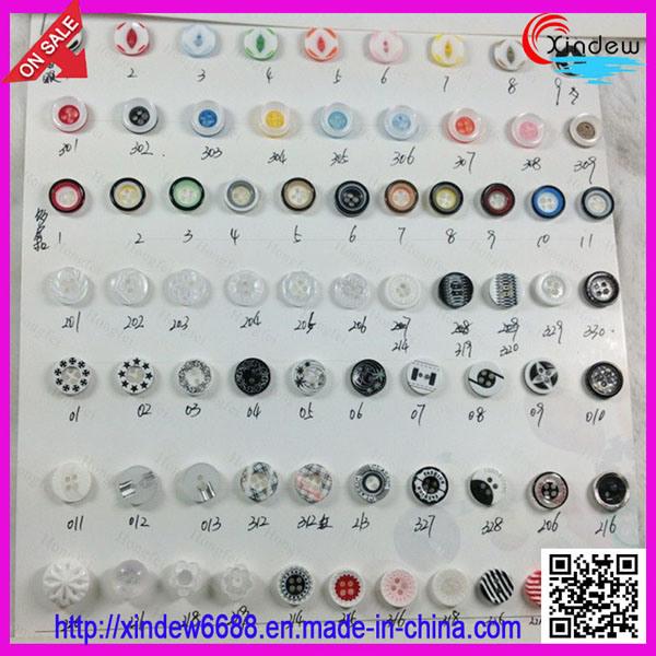 Plastic Buttons (14L, 16L, 18L, 20L, 24L, 28L, 30L, 32L, 36L, 40L, 44L, 48L)