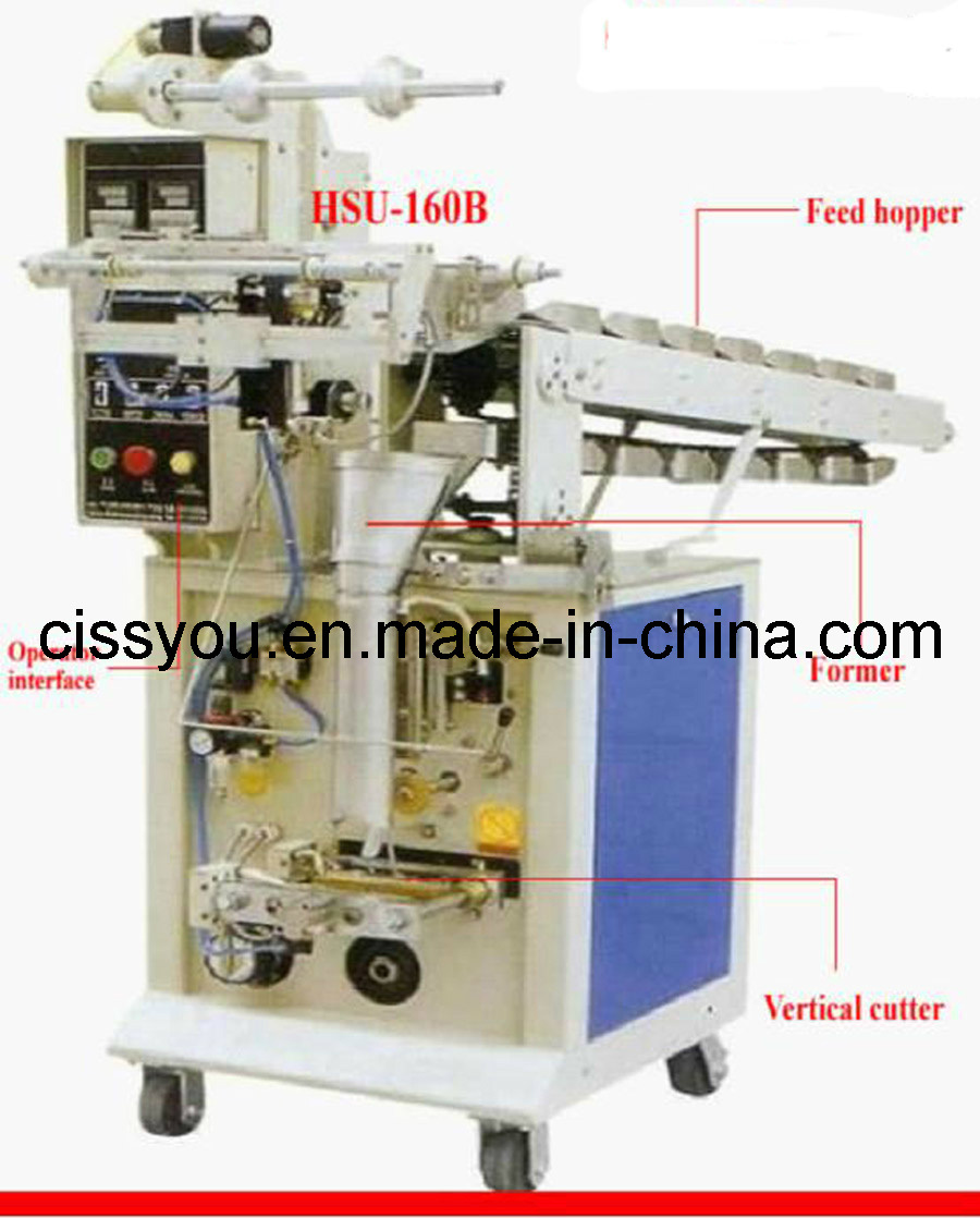 Potato Washing Peeling Cutter Slicer Chips Making Machine (WS)