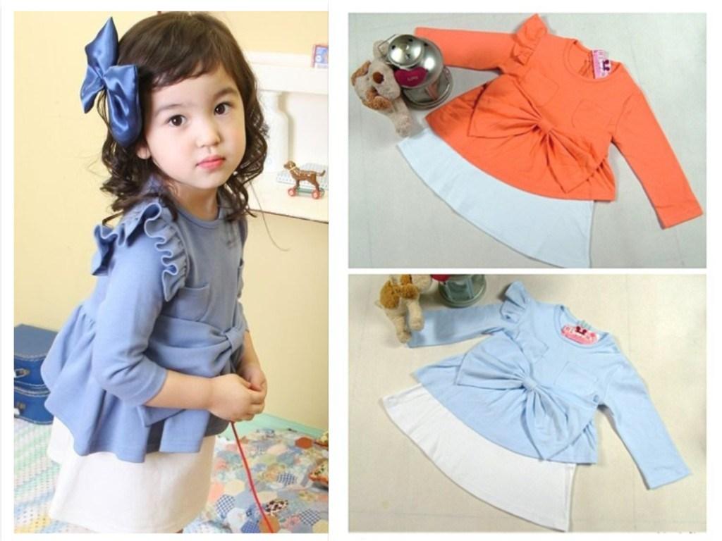 children winter clothes baby girls Double-breasted overcoat children jacket shawls dust coat 6pcs