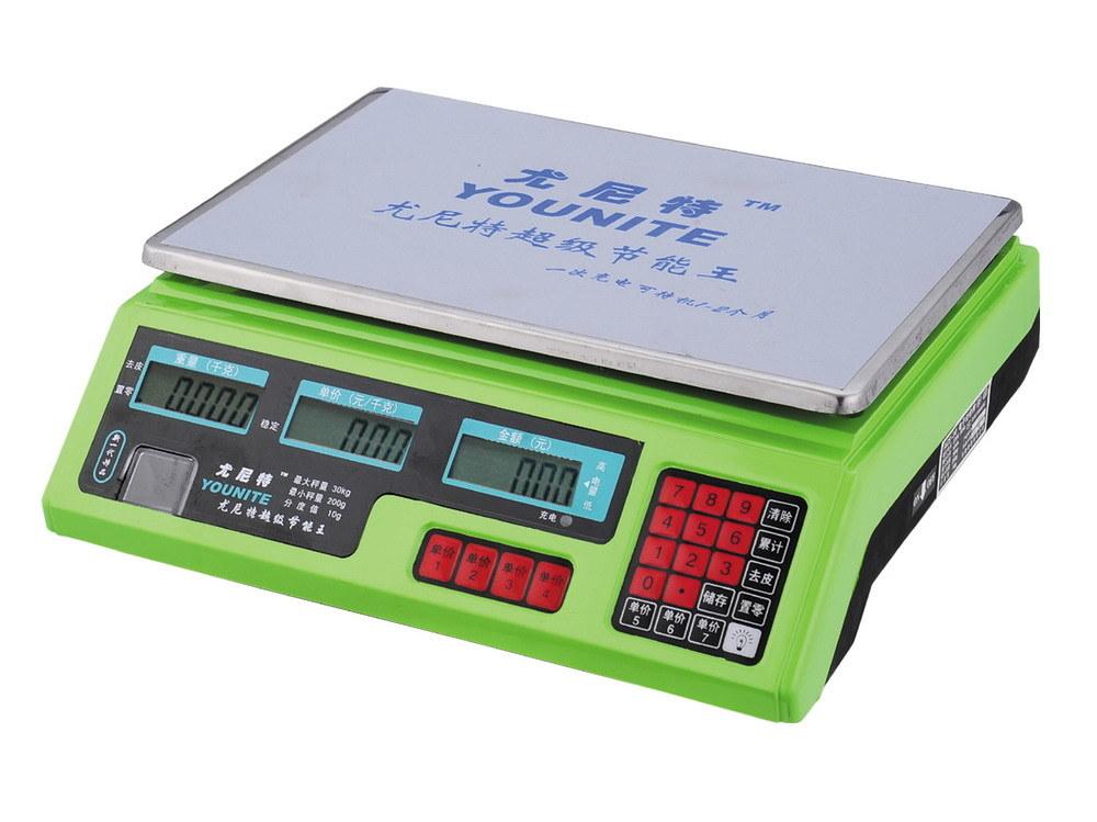 66lb Portable Electronic Powder Scale