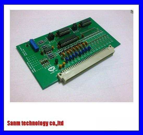 Communication Mainboard PCBA Manufacturing Assembly