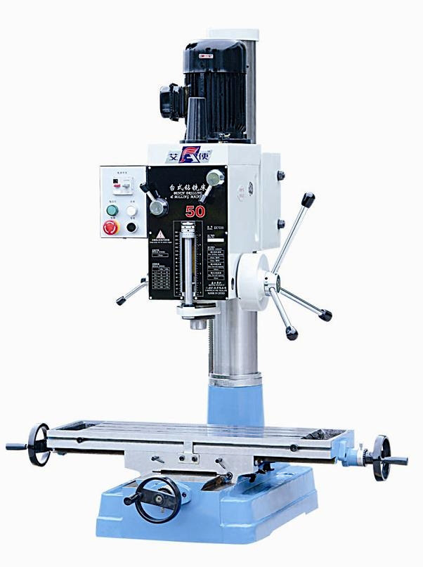 China Bench Style Drilling And Milling Machine Zx7050