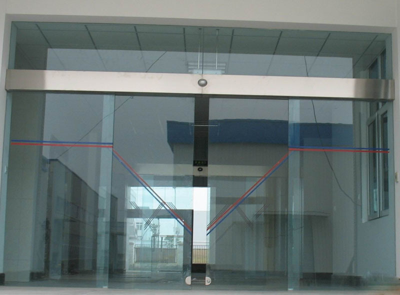 Glass Automatic Sliding Doors Doors