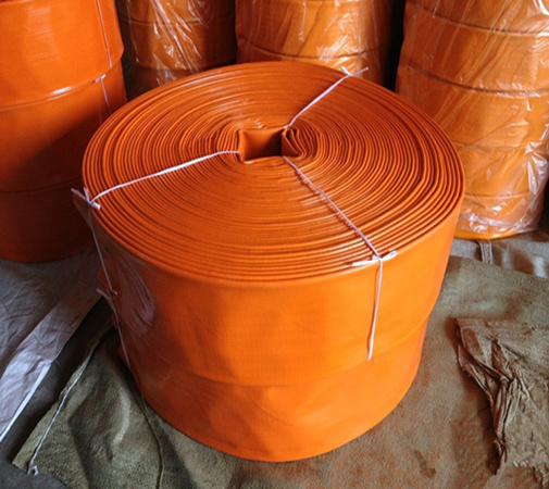 High Pressure PVC Layflat Hose for Industry and Agriculture