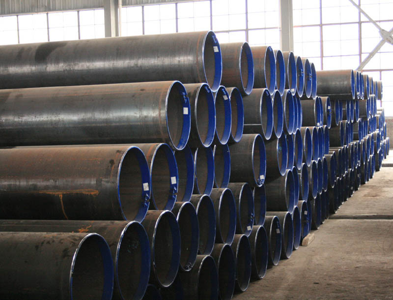Structural Steel Pipes : China es structural pipe round steel