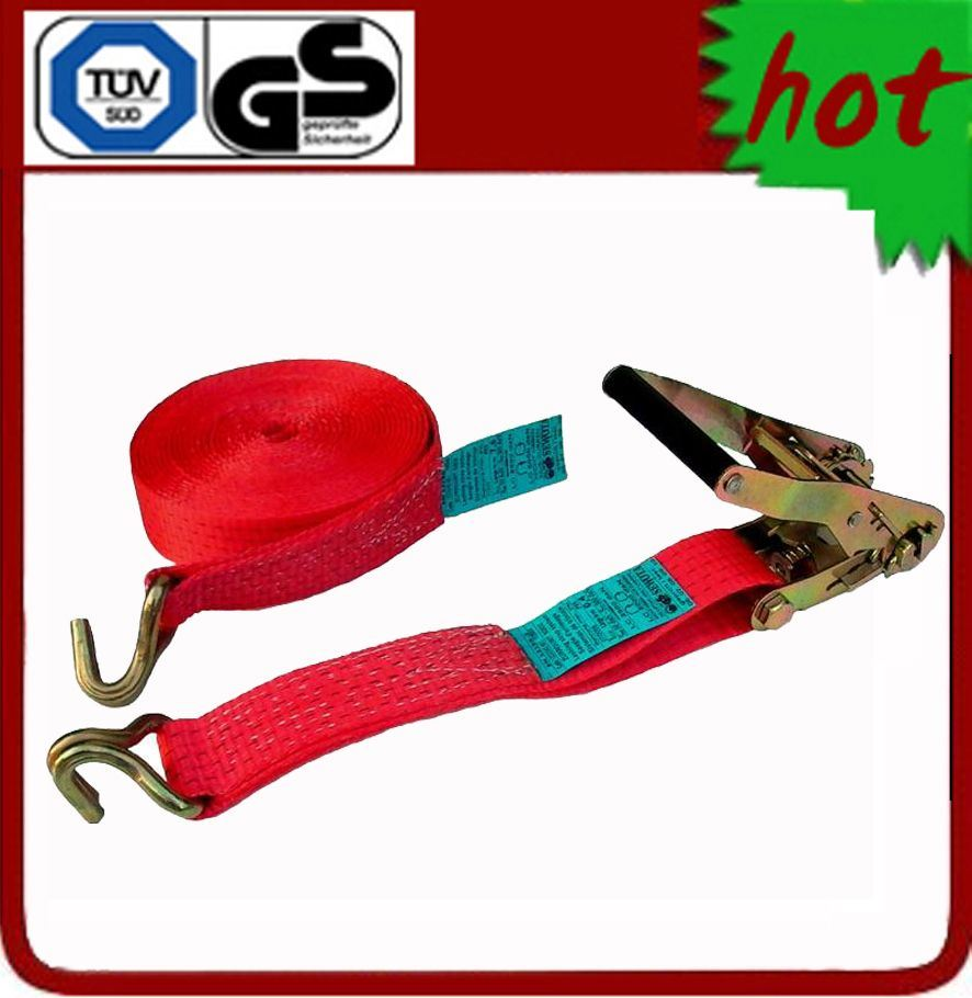 TUV-GS Certified Ratchet Tie Down